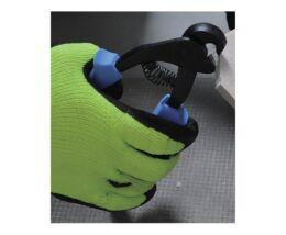 STR Csempe csípőfogó , rugós kék