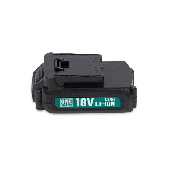 PowerPlus akkumulátor 1,5Ah 18V Li-ion POWEB9010