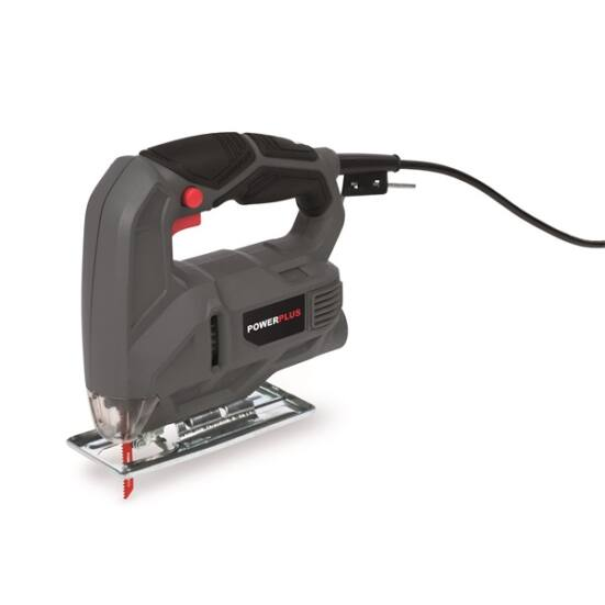 PowerPlus szürke elektromos dekopírfűrész 450W POWE30010