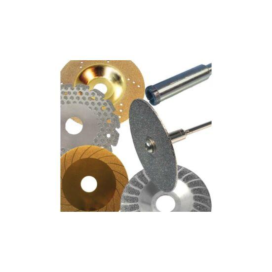 100x0,75x20 2o.fincsisz silvMD Gyémántkorong galván kötéssel